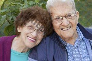 photo of elderly couple that feels ageless