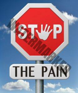 stop the pain - hypnosis for pain