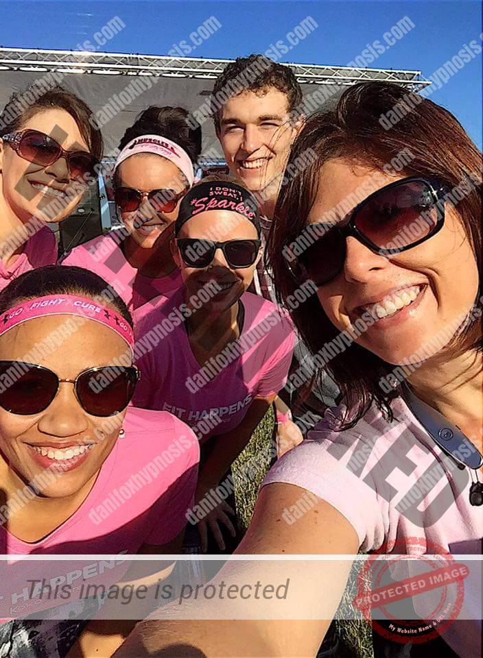 2015 Koko Fit Club Breast Cancer Run